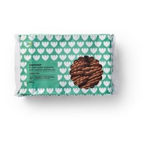 KAFFEREP СЕРИЯ Печенье имбирное натуральное