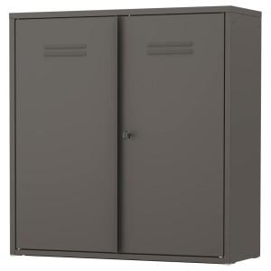 ИВАР Шкаф с дверями