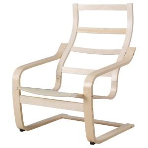 ПОЭНГ Каркас кресла, березовый шпон