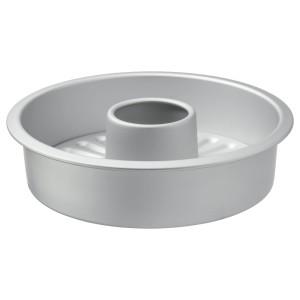 ВАРДАГЕН Форма д/выпекания со съемным дном, серебристый