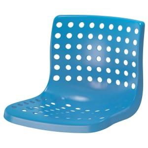 СКОЛБЕРГ Сиденье со спинкой, синий