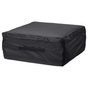 ТОСТЕРО Мешок для подушек, черный