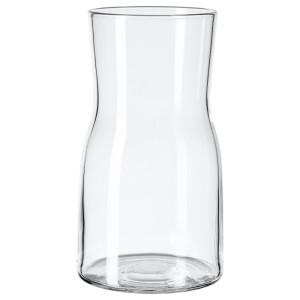 ТИДВАТТЕН Ваза, прозрачное стекло