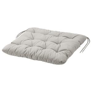 КУДДАРНА Подушка на садовый стул, серый