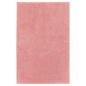 ТОФТБУ Коврик для ванной, розовый