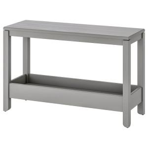 ХАВСТА Консольный стол, серый
