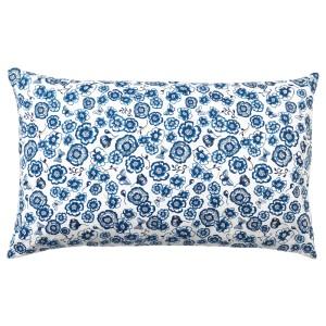 СОНГЛЭРКА Подушка, цветок, синий белый
