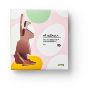 ВОРКЭНСЛА Шоколадный заяц