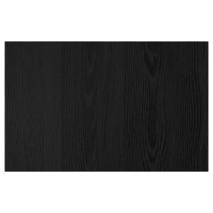 ТИММЕРВИКЕН Дверь/фронтальная панель ящика, черный