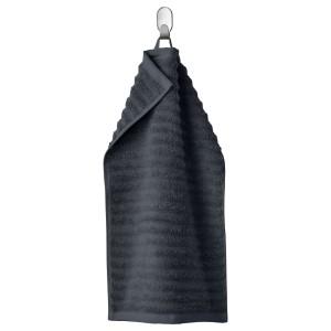 ФЛОДАРЕН Полотенце, темно-серый