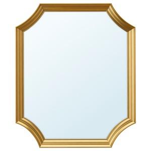 СВАНСЕЛЕ Зеркало, золотой