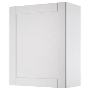 КНОКСХУЛЬТ Навесной шкаф с дверцей, серый