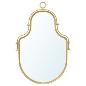 ЭНГАБУДА Зеркало, золотой