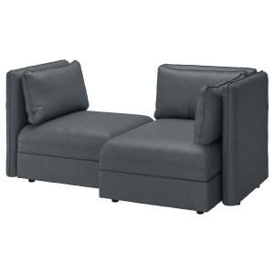ВАЛЛЕНТУНА 2-местный модульный диван