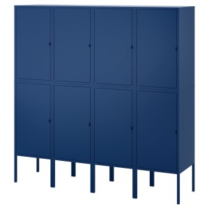 ЛИКСГУЛЬТ Комбинация д/хранения, темно-синий