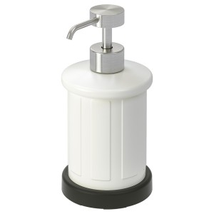 ТОФТАН Дозатор для жидкого мыла, белый