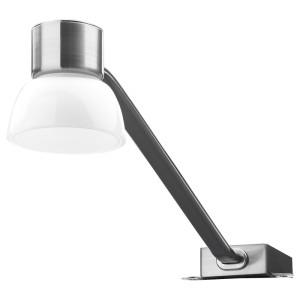 ЛИНДСХУЛЬТ Светодиодная подсветка шкафа, никелированный