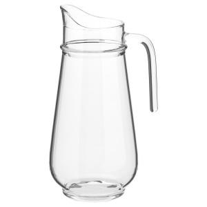 ТИЛЛБРИНГАРЕ Кувшин, прозрачное стекло