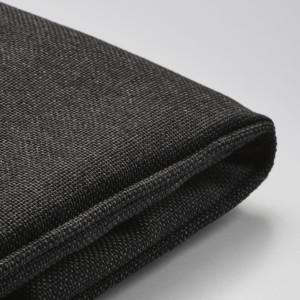 ЙЭРПОН Чехол на подушку стула, для сада антрацит темно-серый