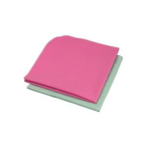 СКЭЛВА Салфетка для уборки, микроволокно, разноцветный, 2шт