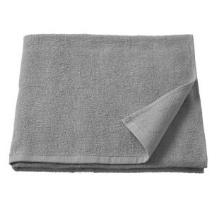 КОРНАН Банное полотенце, серый