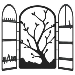 АКРОБАТИСК Подставка для украшений, черный, 20см
