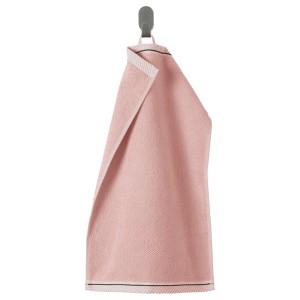 ВИКФЬЕРД Полотенце, светло-розовый