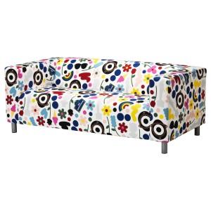 КЛИППАН 2-местный диван