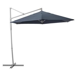 ОКСНЭ / ЛИНДЭЙА Зонт от солнца, подвесной, синий