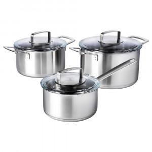 ИКЕА/365+ Набор кухонной посуды, 3 предмета