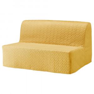ЛИКСЕЛЕ Чехол на 2-местный диван-кровать