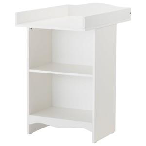 СОЛГУЛЬ Пеленальный стол, белый