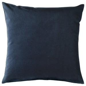 САНЕЛА Чехол на подушку, темно-синий