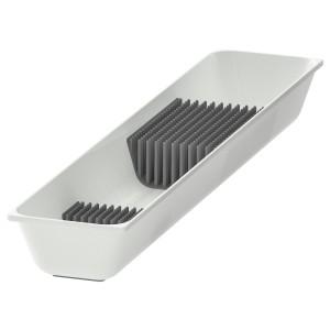 ВАРЬЕРА Подставка для ножей, белый