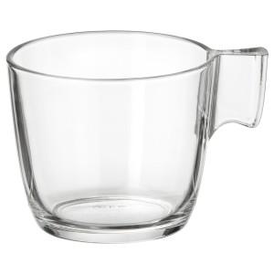 СТЕЛЬНА Кружка, прозрачное стекло