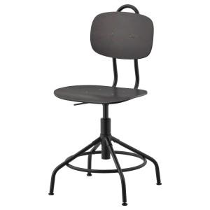 КУЛЛАБЕРГ Рабочий стул, черный