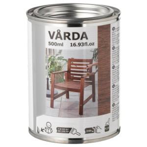 ВОРДА Морилка, д/использования на улице, коричневый, 0.5л