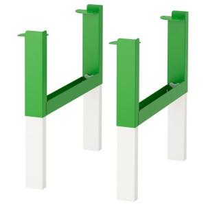 ПОЛЬ Подстолье для столешницы, зеленый