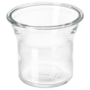ИКЕА/365+ Банка, круглой формы, стекло