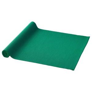 УТБЮТТ Дорожка настольная, темно-зеленый