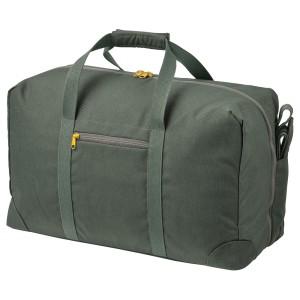 ДРЁМСЭКК Дорожная сумка, оливково-зеленый