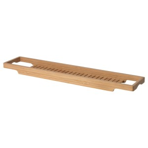 ХАВЕРН Полка для ванны, бамбук