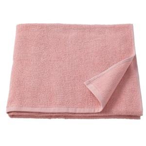 КОРНАН Банное полотенце, розовый