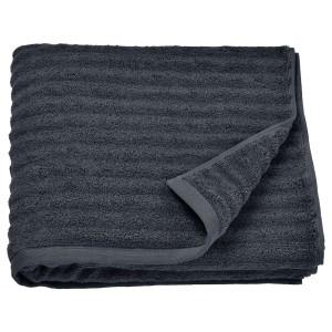 ФЛОДАРЕН Банное полотенце, темно-серый