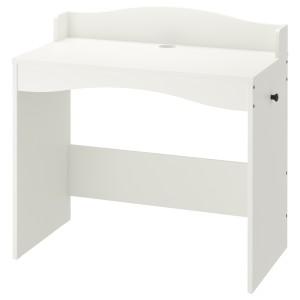 СМОГЁРА Письменный стол, белый
