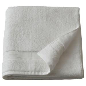 ГИМШЁН Банное полотенце, белый