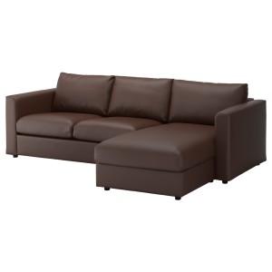 ВИМЛЕ 3-местный диван