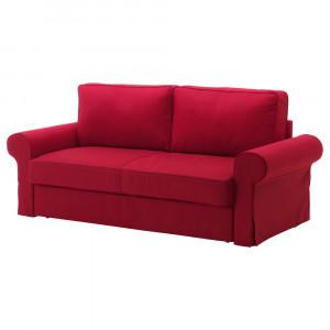 БАККАБРУ Чехол на 3-местный диван-кровать