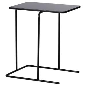 РИАН Придиванный столик, черный