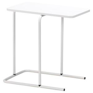 РИАН Придиванный столик, белый